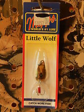 Mepps Little Wolf Spoon LW18, 1/8oz. Various-Colors