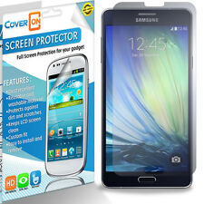 Clear Screen Protector for Samsung Galaxy A7 - Transparent Phone LCD Cover Guard