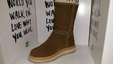 Cougar Women's Virgo Guaranteed Waterproof Cold Weather Boots Caramel Suede