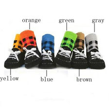 6 Colors Kids Toddler Shoes Baby Anti-slip Slipper Shoelace Shoes Socks For Kids