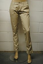 Womens Kaporal Chino Trousers Soft Cotton Beige Size 8 to 14 Ladies WTR60-3