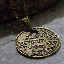 """[Hs] Charm Necklace - """"Love Beyond the Moon and Stars"""" Pendant"""