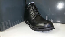 Blondo David  Mens Waterproof Black Leather Winter Ankel Boots size 8-13