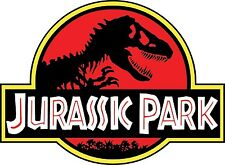 JURASSIC PARK Sticker Decal *4 SIZES* Vinyl Wall Logo Jeep Safari Dinosaur