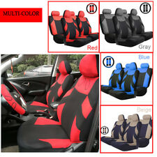 Sport Racing 13 Pieces 4 Colors Car Seat Cover Set Car Covers Cushion For Ford