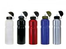 Mighty 750ml Alloy Bicycle Drinking bottle 5 Colour Bike Water