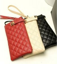 Chic Women Ladies Soft Leather Clutch Wallet Long PU Card Purse Handbag