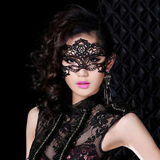 STUNNING Venetian-Masquerade Ball Lace Eye Mask Halloween Party Fancy Dress NEW