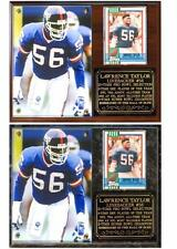 Lawrence Taylor #56 New York Giants Legend NFL Photo Plaque Super Bowl Champion