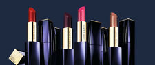 Estee Lauder Pure Color Long Lasting Lipstick All Color In A Black Casing
