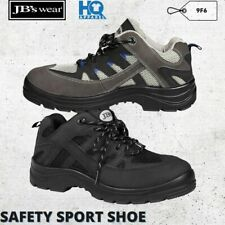STEEL TOE CAP BOOTS INDUSTRIAL WORK SAFETY SPORT SHOES RUNNER JOGGER FOOTWEAR