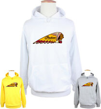Mens Womens Simple Style Indian Retro Vintage Victory Graphic Sweatshirt Hoodie