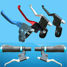 4 Colors Aluminum Alloy Mountain MTB Bike Bicycle Cycling Brake Levers Handles