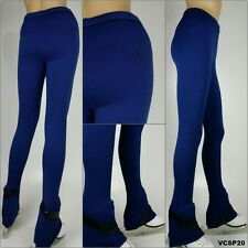 VC Ice Figure Skating Dress Pants VCSP20 skating pants Cozypolar warm blue