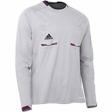 Mens adidas LS Referee Jersey 12 X19662~Football/Soccer~T-Shirt~Climacool