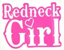 Redneck Girl Funny Cool Sexy Car Truck Window Vinyl Decal Sticker Choose COLOR