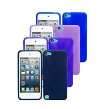 for Apple iPod Touch 5th Generation Soft Silicone Rubber Skin Cover Case