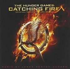 Hunger Games:catching Fire (osc) - James Newton Howard New & Sealed Compact Disc
