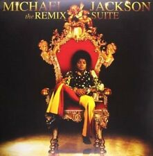 Michael Jackson: Remix Suites - Jackson,Michael New & Sealed LP Free Shipping