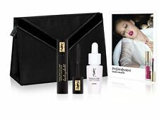 Yves Saint Laurent Cosmetics Makeup Bags With Travel Size Product gift set