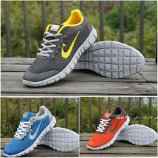 Running trainers Men's Walking shock absorbing breathable Outdoor sports shoes
