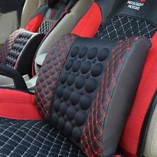 Specialized Car Auto Seat Cover Back Cushion Massage Lumbar Support XD