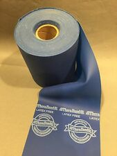 Thera-band Blue Latex Free Extra Heavy Resistance Exercise band theraband 5ft
