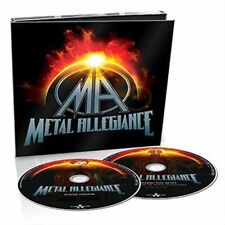 Metal Allegiance - Metal Allegiance New & Sealed CD-JEWEL CASE Free Shipping