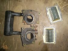 1995 yamaha vmax 500 dx reed valves, intake carb boots, boost bottle