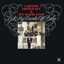 Lick My Decals Off Baby - Captain Beefheart New & Sealed CD-JEWEL CASE Free Ship