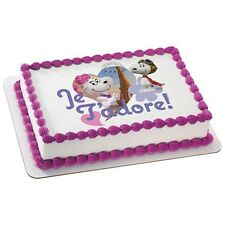 Peanuts Snoopy Movie Paris ~ Frosting Sheet Cake Topper ~ Edible Image ~ D20428