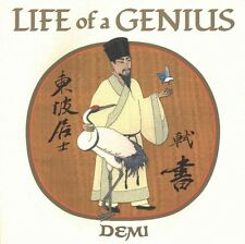 NEW Life of a Genius: Su Dongpo by Demi Paperback Book (English) Free Shipping