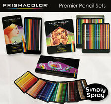 PRISMACOLOR PREMIER Pencil Set - Sets of 12, 24, 36, 48, 60, 72, 132 or 150