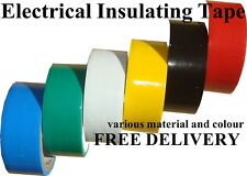 Tape Insulating Cable Adhesive various size various material and colour one reel