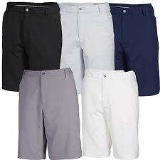 Puma Golf Lux Tech Golf Shorts Mens 568465 Flat Front Closeout NWT