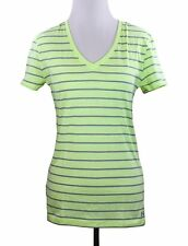 Under Armour Women's UA Charged Cotton Undeniable Stripe T-Shirt - 1264103