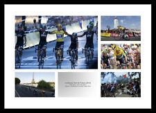 Chris Froome 2013 Tour de France Cycling Photo Memorabilia (CFMU5)