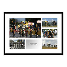 Chris Froome Team Sky 2015 Tour de France Cycling Photo Memorabilia (MU15)