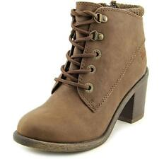 Blowfish Misty Women  Round Toe Synthetic Brown Ankle Boot