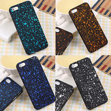 Fitted Skin Plastic Starry Star Case Phone Protective Cover for Apple iPhone5 5S