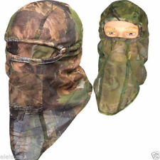 Jack Pyke Light Weight Mesh Balaclava English Oak Or Woodland Hunting Vail