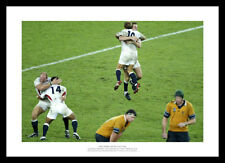 England 2003 Rugby World Cup Final End of Match Player Celebrations Photo (898)
