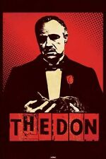 New The Don The Godfather Poster