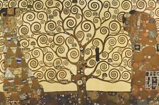 New The Tree Of Life, Stoclet Frieze (1909) Gustav Klimt Poster