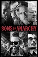 Sons of Anarchy Collage SoA Poster 61x91.5cm