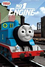 New Thomas The Tank Engine No 1 Engine Poster