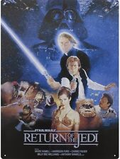Star Wars Return Of The Jedi Tin Sign 30x40cm