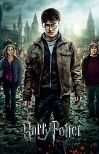New The End is Coming! Harry Potter and the Deathly Hallows Poster