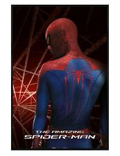 The Amazing Spiderman Gloss Black Framed His Search For Answers Poster 61x91.5cm