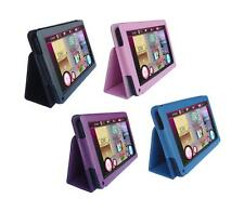 "for Amazon Kindle Fire 7"" 2011 Tablet PU Leather Folio Skin Cover Case w/Stand"